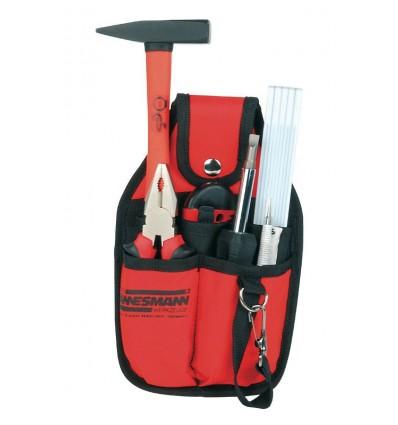 Juego de 7 herramientas + bolsa de nylon
