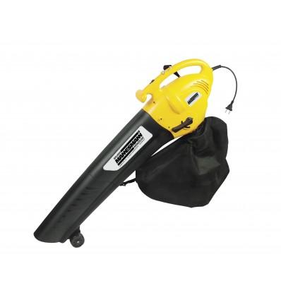 Aspiradora de hojas eléctrica 2400 W