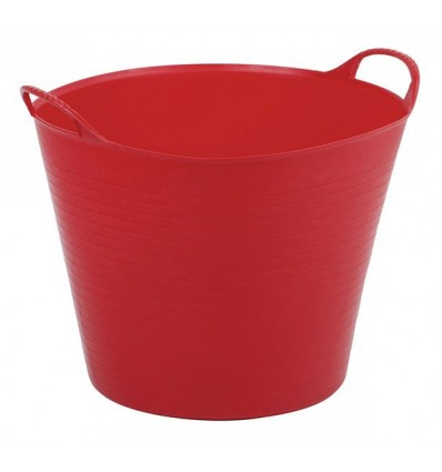 Cubos flexibles de colores 15 litros