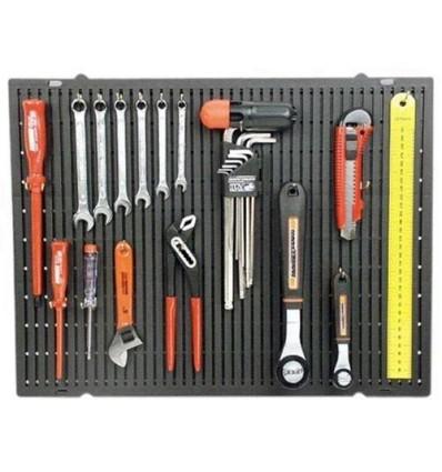 Placa de pared para herramientas Mannesmann