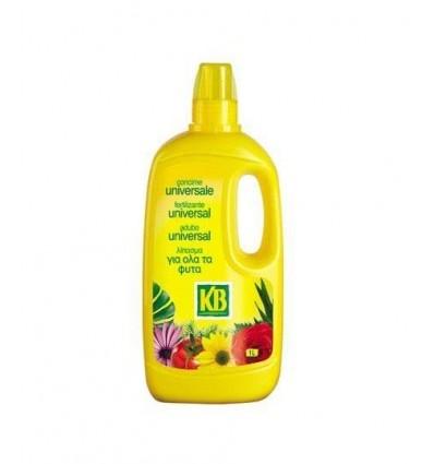 Fertilizante líquido universal 1 litro KB