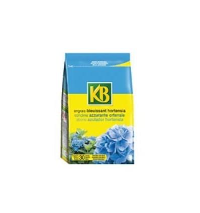 Abono azulador hortensias, 800 gramos KB