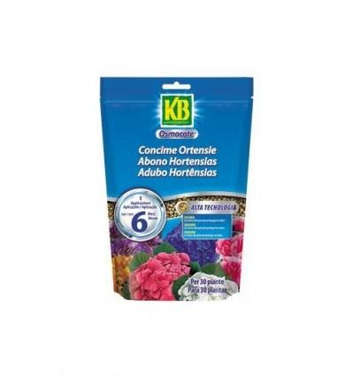 Osmocote abono hortensias, 750 gramos KB