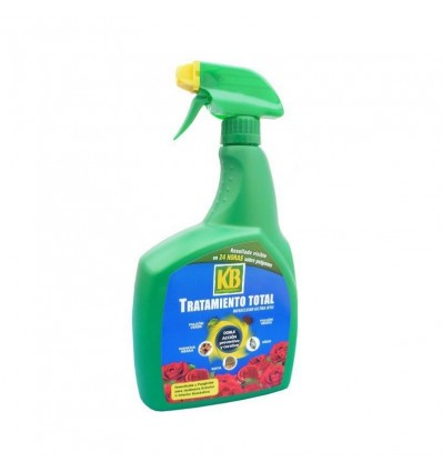 Pulverizador tratamiento total 750 ml KB