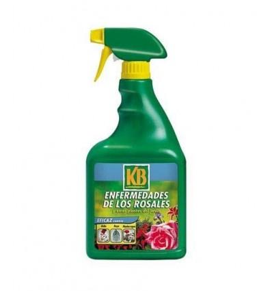 Pulverizador enfermedades rosales, 750 ml KB