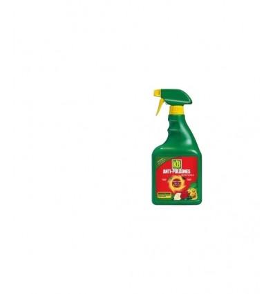 Antipulgones pulverizador 750 ml KB