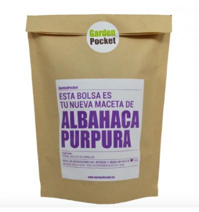 Albahaca Púrpura garden Pocket