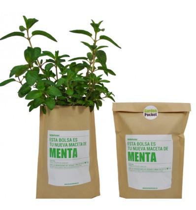 Menta Garden Pocket