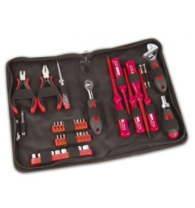 Juego de herramientas, 45 piezas MANNESMANN