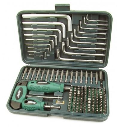 Juego de 139 piezas de puntas de atornilladores y destornilladores