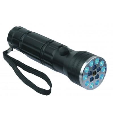 Linterna de bolsillo con luz LED 3 en 1