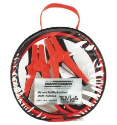 Cables de arranque para baterías de coche
