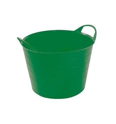 Cubos flexibles de colores 26 litros