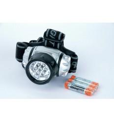 Linterna LED frontal para la cabeza