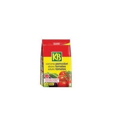 Abono tomates, 800 gramos KB