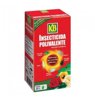 Insecticida polivalente 200 ml. KB