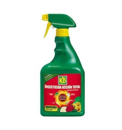 Pulverizador insecticida acción total 750 ml KB