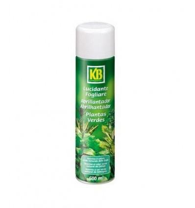 Abrillantador plantas verdes, 600ml KB