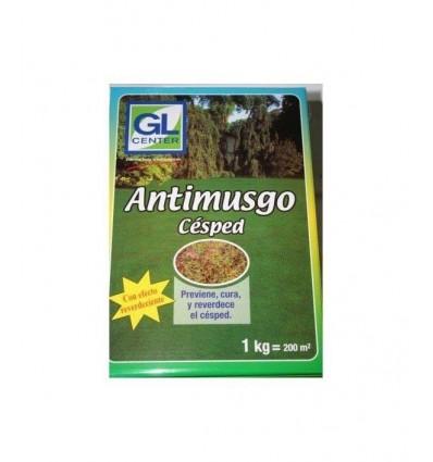 Antimusgo césped 1kg GL